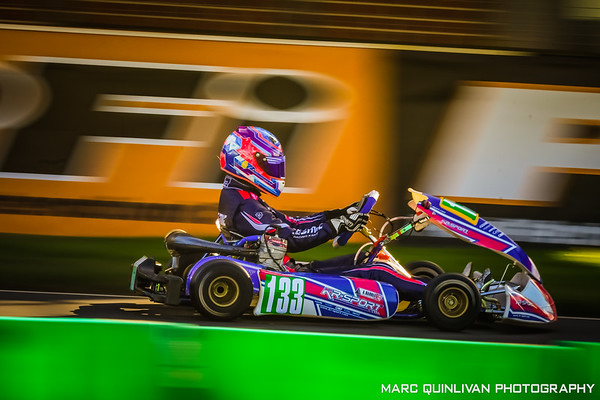 Trent Valley Kart Club Winter Series 2020 - Round 3