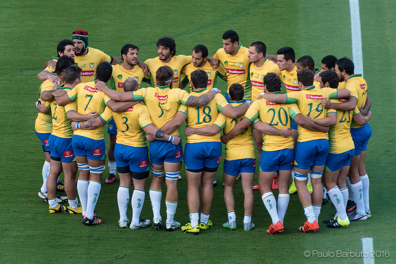 Australia now -  Rugby - Sulamericano - Brasil x Chile - Abril 2016