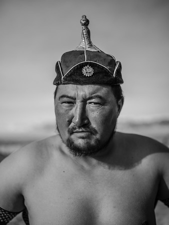 The Eagle Hunters of the Altai Mountains