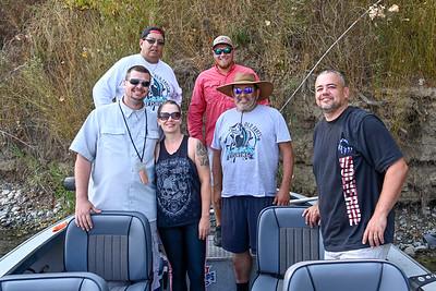 Grant Mitchell Salmon Trip 10-05-2020