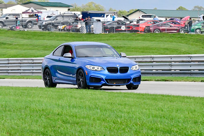 2020 SCCA TNiA Pitt Race Sept 30 Nov Blu BMW