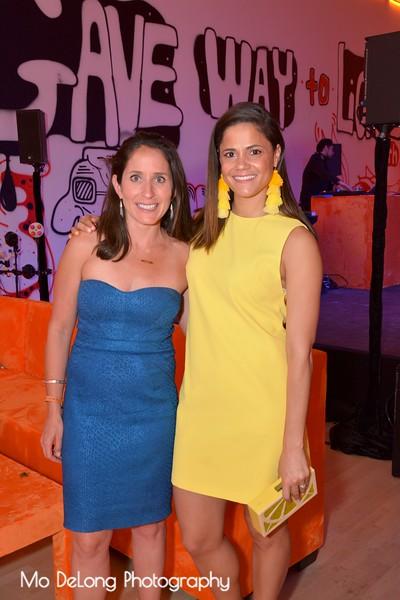 Lauren Baum and Kate Parker