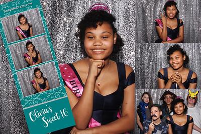 Olivia's Sweet 16