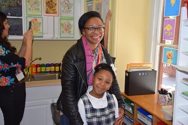 Kindergarten Art Show 2019