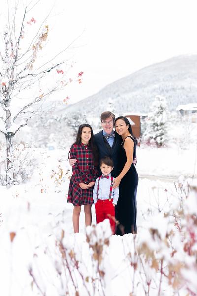 November 29, 2019 - Pratt Family