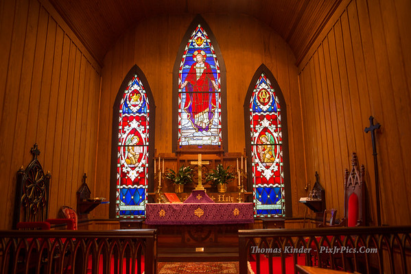 Church of the Ascension, Hagood, SC 11/30/15