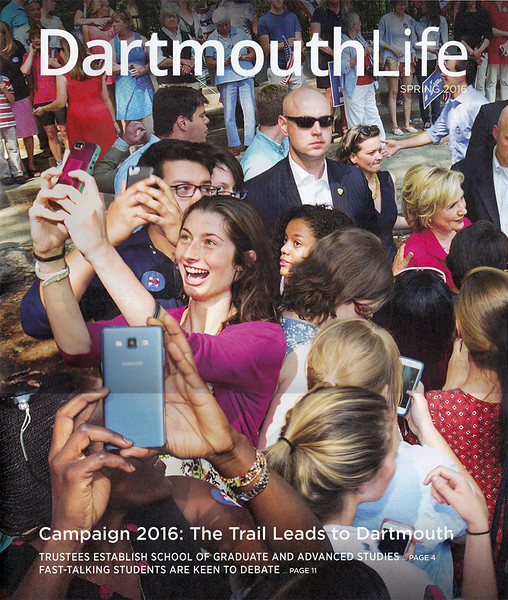 Campaign 2016: The Trail Leads to Dartmouth