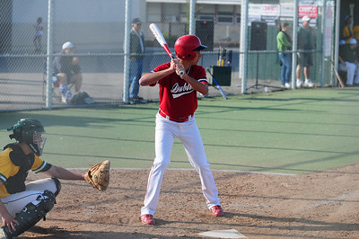 DHS Varsity vs Livermore - 24 March 2010
