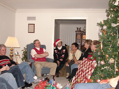 2006 Pathfinders Christmas Party
