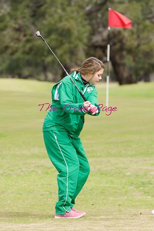 Lady Eagles Golf