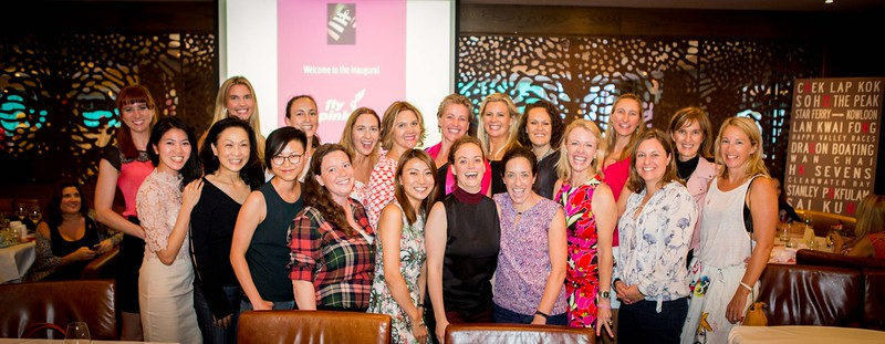 CX Fly Pink Charity Lunch 2016