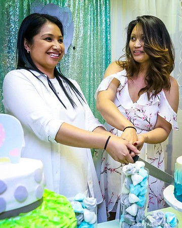 Rocelyn and Jen Babyshower
