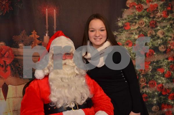 Andreyah's Violin Christmas Pics