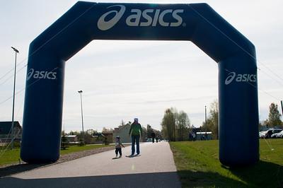 SEB Tartu jooksumaraton - Laste jooks 2011