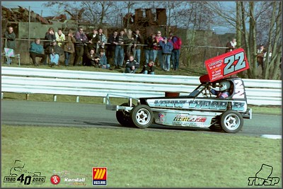 1990<>2020 40 Years TWSP Stockcars by de NACO +/-1991