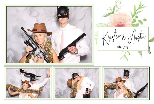 Kristen and Austin's Wedding