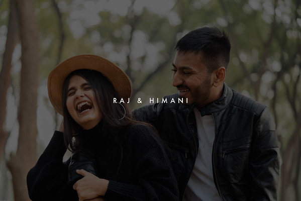 Raj and Himani | Ahmedabad