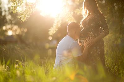 Cory and Brennan Maternity~Maverick