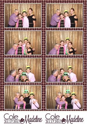Cole & Madeline's Wedding (11/17/17)