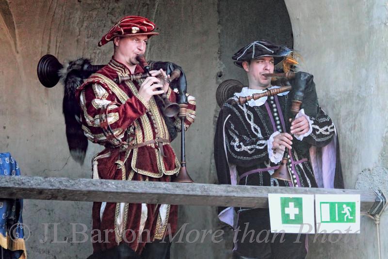 """""""Music"""" Ritterturnier 2012 Rosenburg Medieval Festival"""