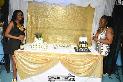 NIA'S BIRTHDAY & NEKENYA GRADUATION CELEBRATION