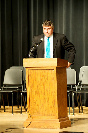 Academic Awards & NHS Inductions 2011