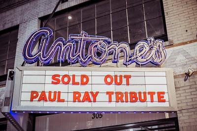 Paul Ray Tribute @ Antone's