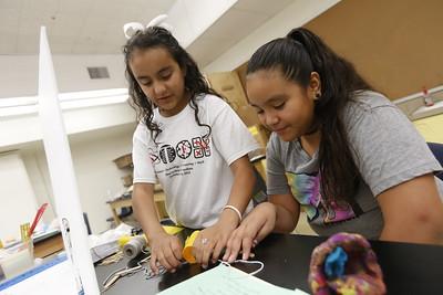 MacArthur Intermediate School Summer STEM Camp