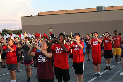 Summer Band Camp - Week 2 - Combined Cluster Rehearsal