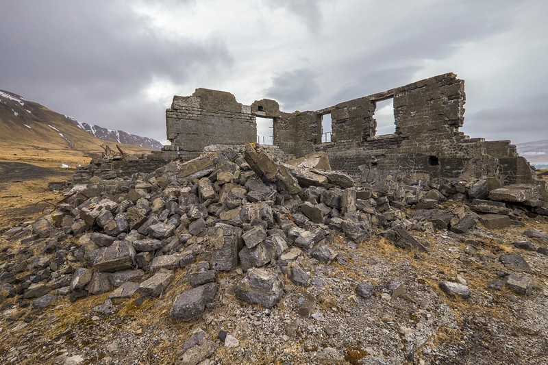 WWII Ruins (British)