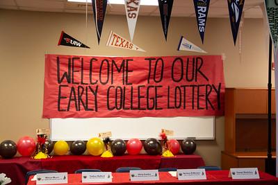 Early College Lottery El Dorado HS