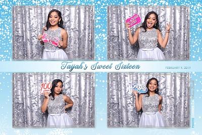 Taijah's Sweet Sixteen - 02-09-2019