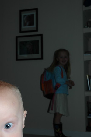 RMS First Day of Kindergarten - 9/1/05