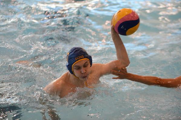 2017 Loyola Water Polo - JV vs CHC