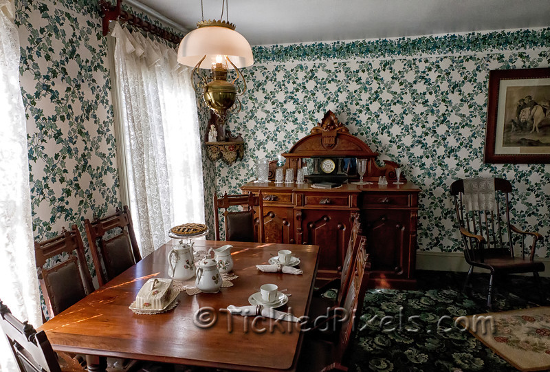 Living Room - Green Gables House