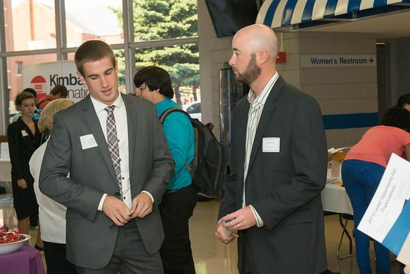 Career Opportunity Fair 2013
