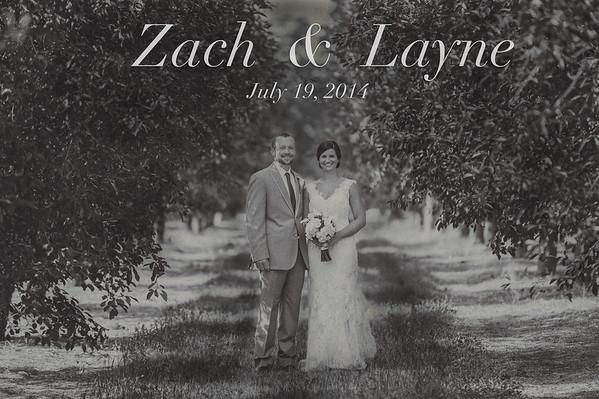 Layne & Zach
