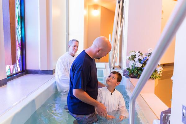 Hunter's Baptism