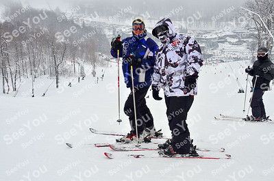 Photos on the slopes 1-26-13
