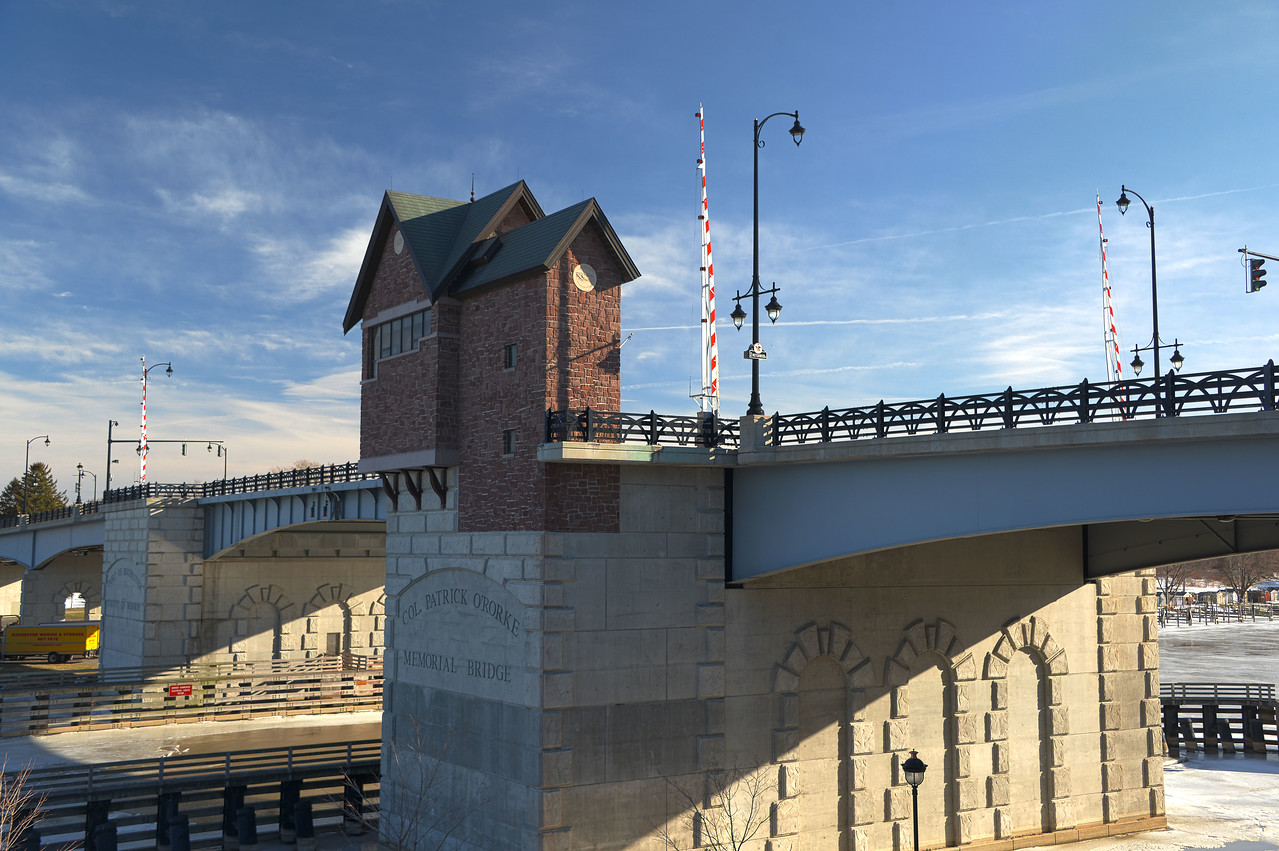 Col. Patrick O'Rourke Memorial Bridge