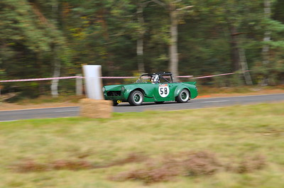 Farnborough and District Motor Club Sprint 9th October 2011