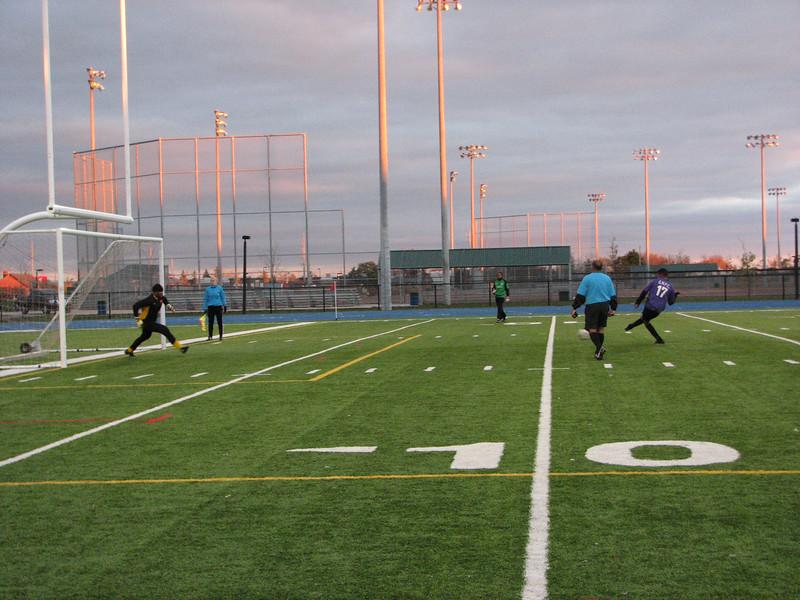2014 BAS Cup Final game winning Penalty Kick.