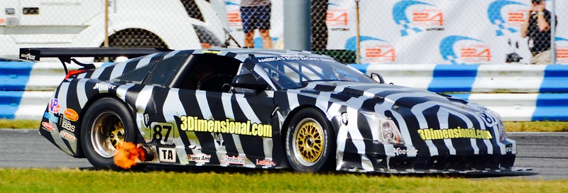 HSR Daytona Trans Am Race 2015
