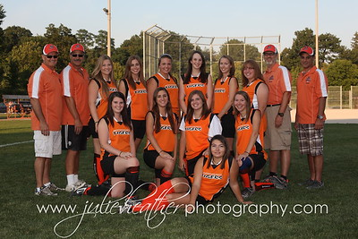 Softball Teams photos 2012