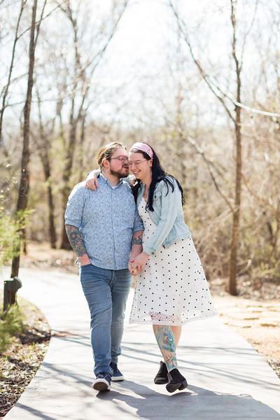 Elaine & Jake | Engagement, exp. 5/11