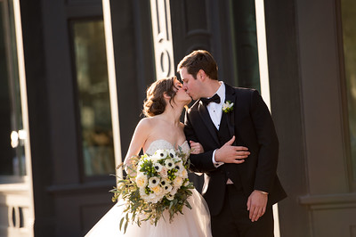 Travis and Emily Wed