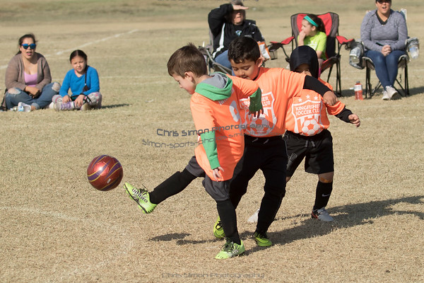 U6  ORANGE VS NEON YELLOW - MARCH 24