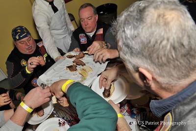 Nam Knights of America Annual Beefsteak Dinner, 28 MAR 15