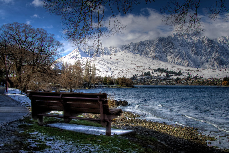 Lake Wakatipu Shores II