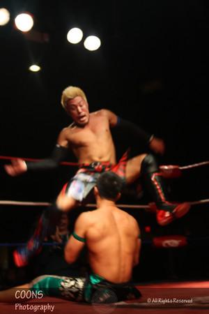 DGUSA 11/11 - Masato Yoshino vs. Akira Tozawa